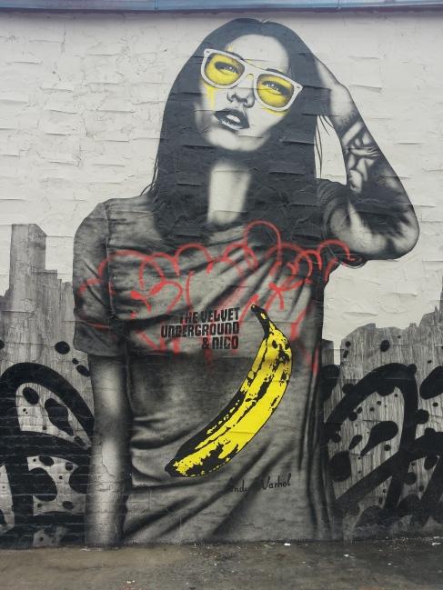 Nydelig Velvet piece i Wiliamsburg, New York