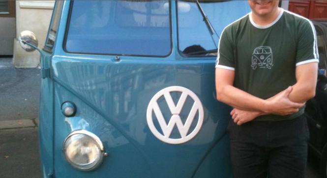 VolksWagenT-skjorte