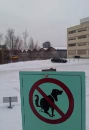 Hundebæsjeskilt