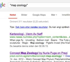 map zoology