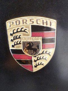 Porsche-hest