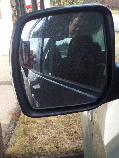 Speil i trandedanserspeilet
