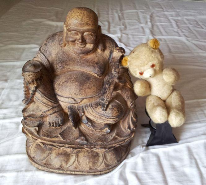 Buddha og Bamse