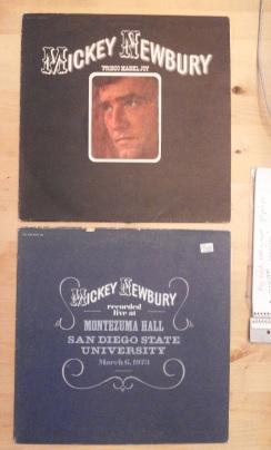 Mickey Newbury (2 lp)
